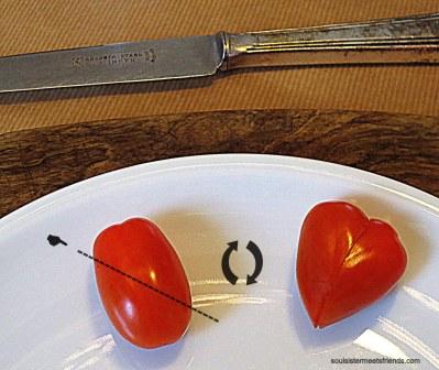 Tomaten-Dreh I