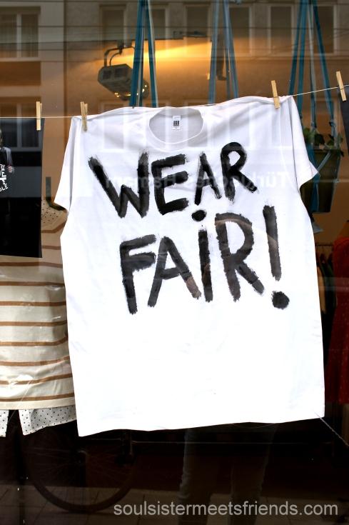 wear fair