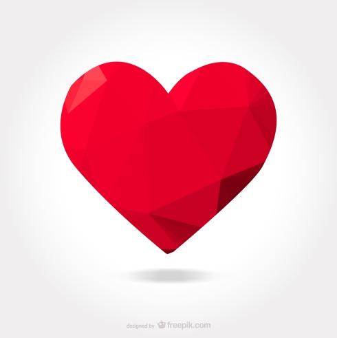 heart 1 size