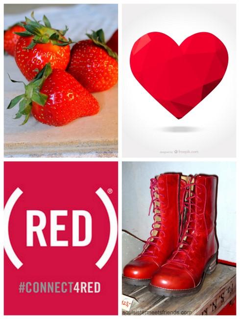 lieblingsfarbe red