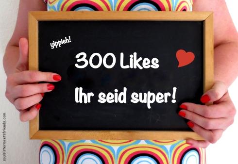 300 Likes
