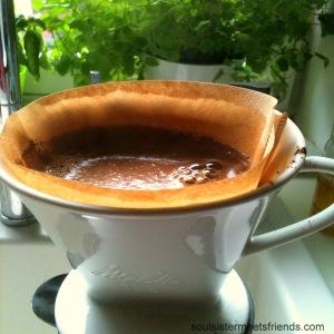 Filterkaffee I