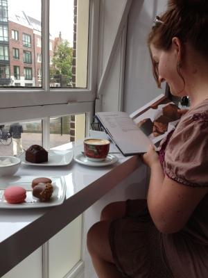 im cafe in alkmaar