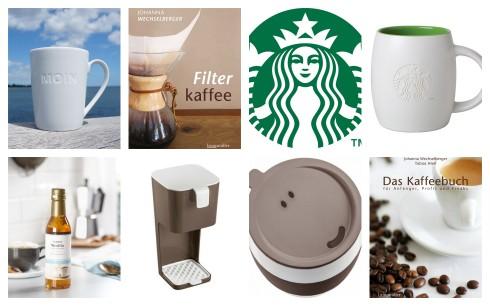 Kaffee Giveaways