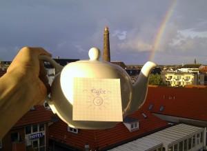 _Kaffee meets Regenbogen I