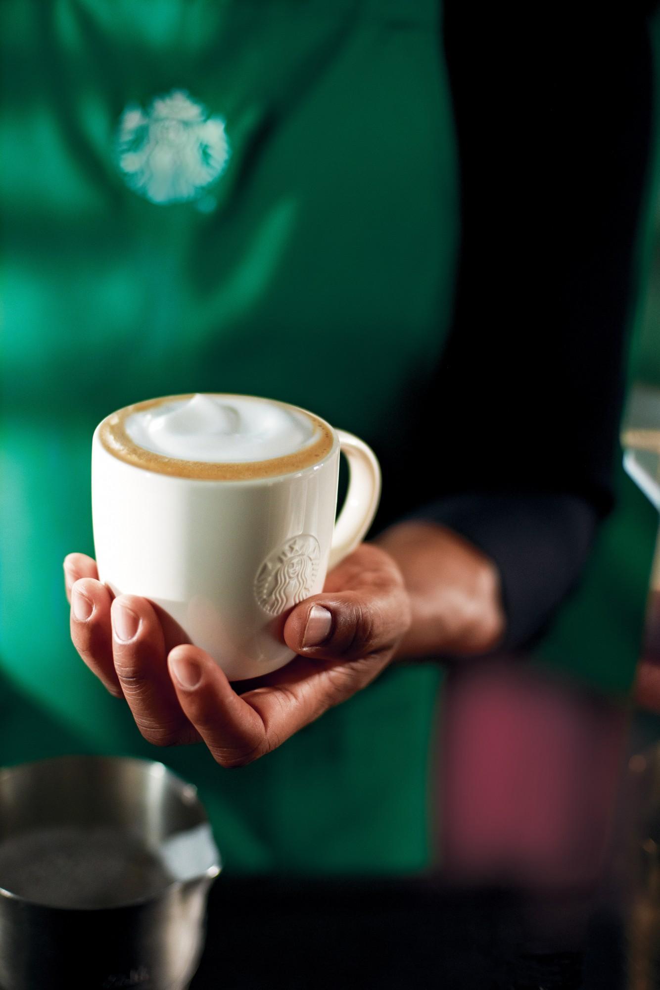 Barista Coffee Starbucks
